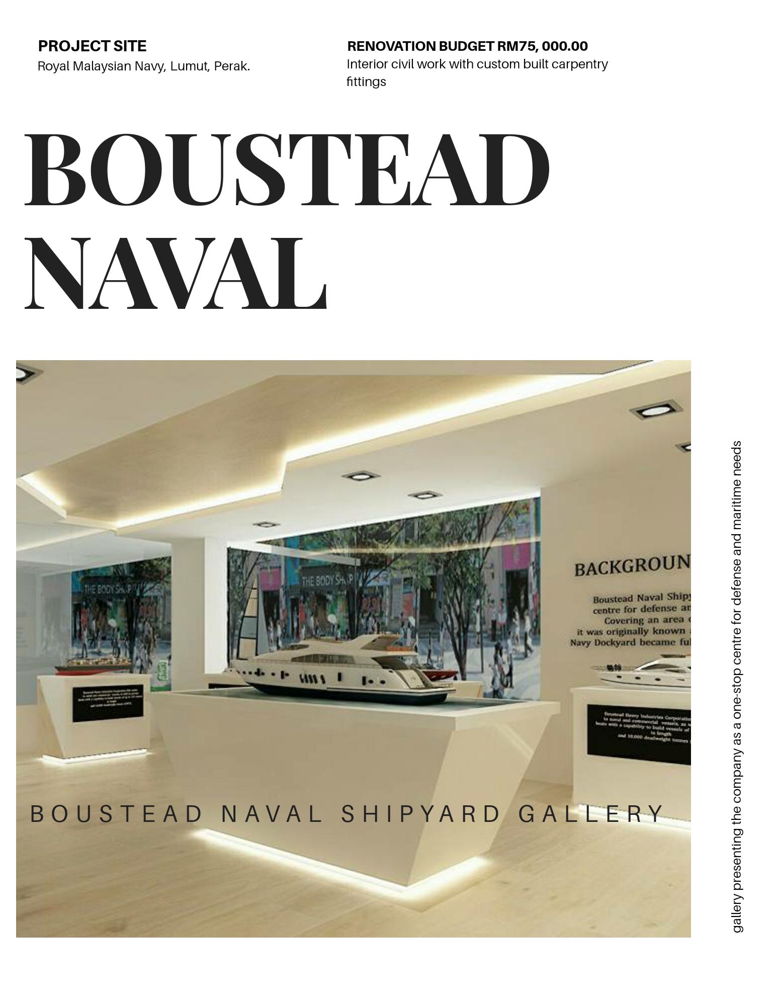 BOUSTEAD NAVAL SHIPYARD GALLERY