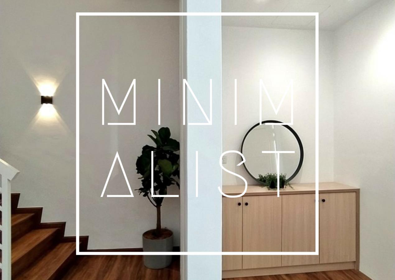 MINIMALIST HOME INTERIOR DESIGN, MERU PERDANA II