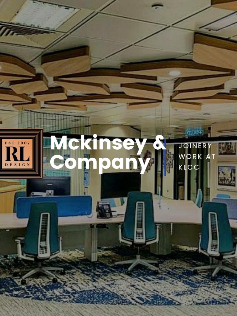 MCKINSEY & COMPANY, KLCC OFFICE